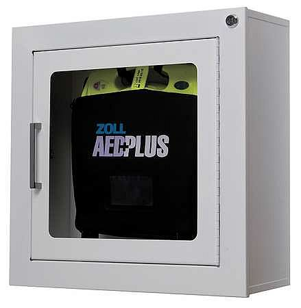 aed cabinet | frontier safety and supply