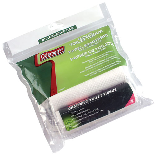 Camper S Toilet Paper Frontier Safety And Supply